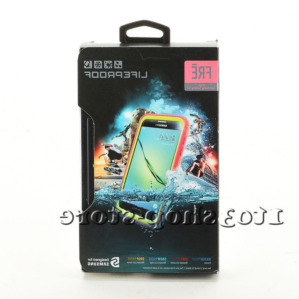 LifeProof FRE Hard Shell Case for Samsung NEW