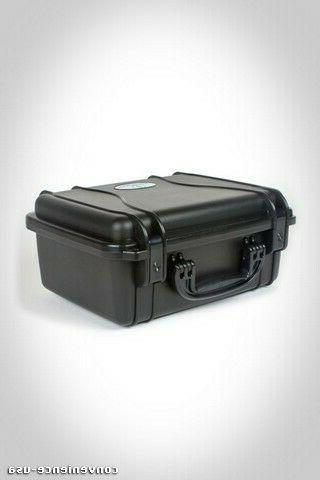 freeship 520 waterproof case with foam black