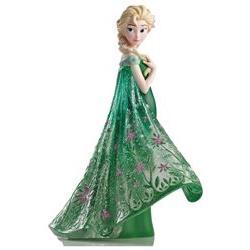 Disney Showcase Frozen Elsa as seen in Frozen Fever