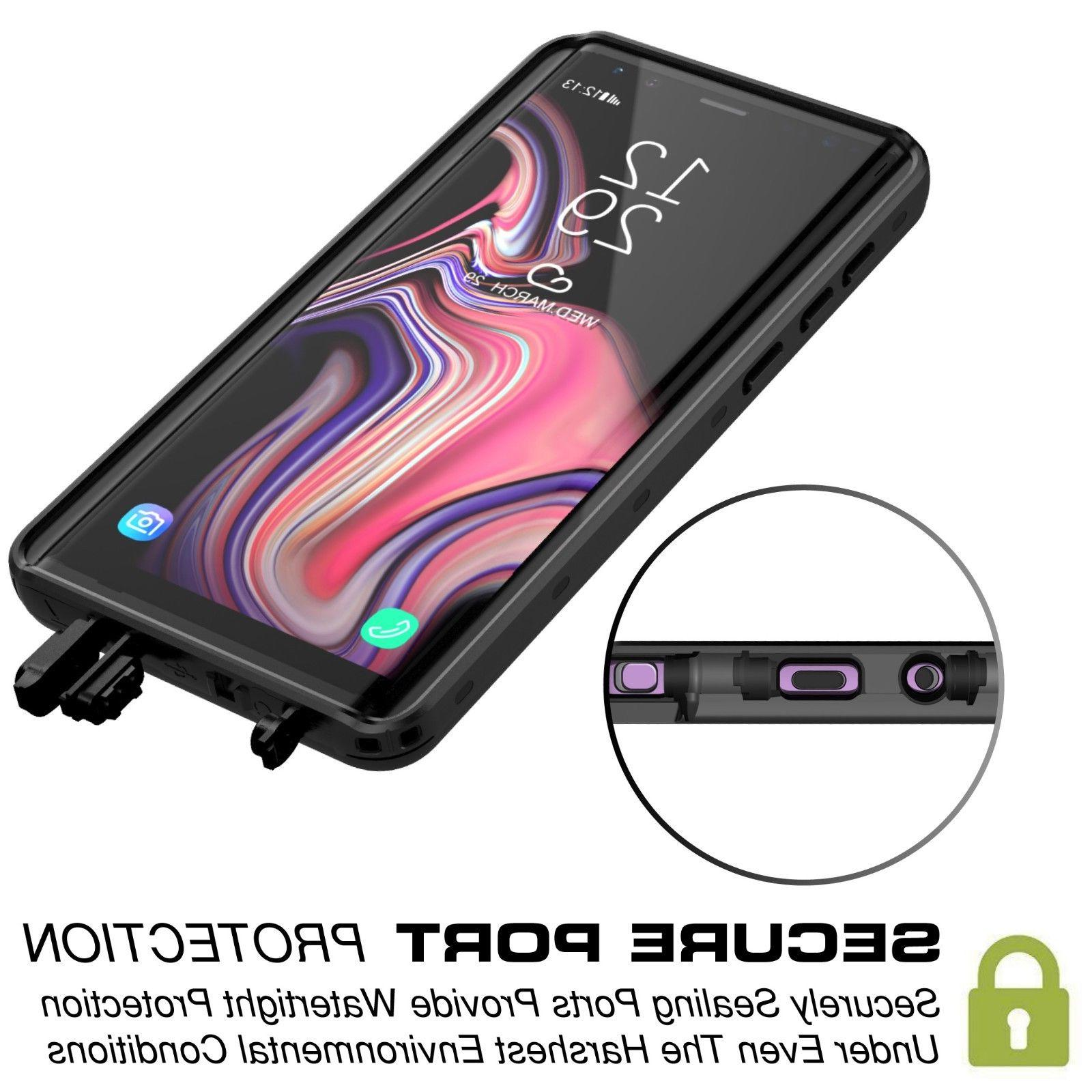 Galaxy 9 Case Waterproof Shockproof Duty