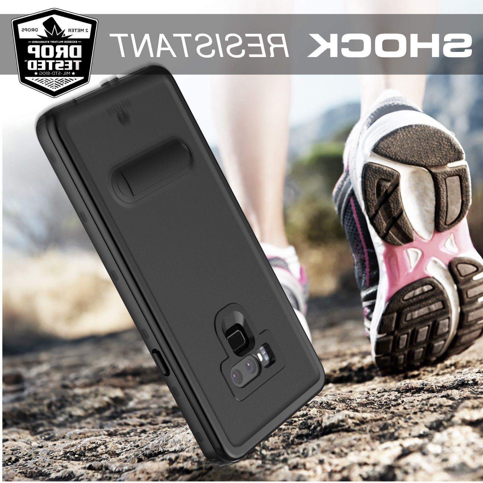 For Plus Waterproof with Kickstand