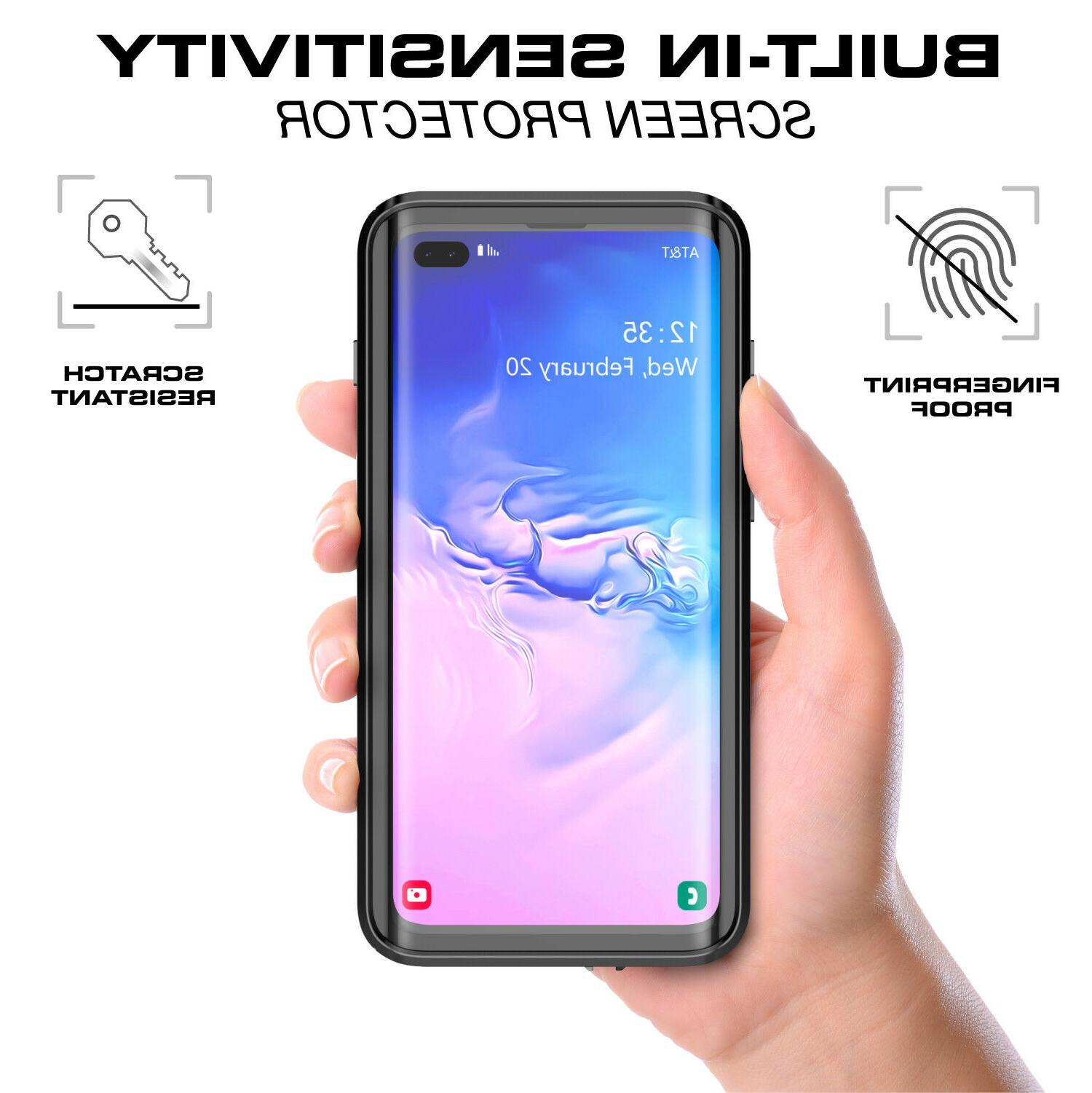 For Samsung Plus Waterproof Heavy Cover