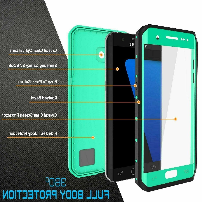 For S7 Waterproof Case Full Protective Shockproof Dustproof