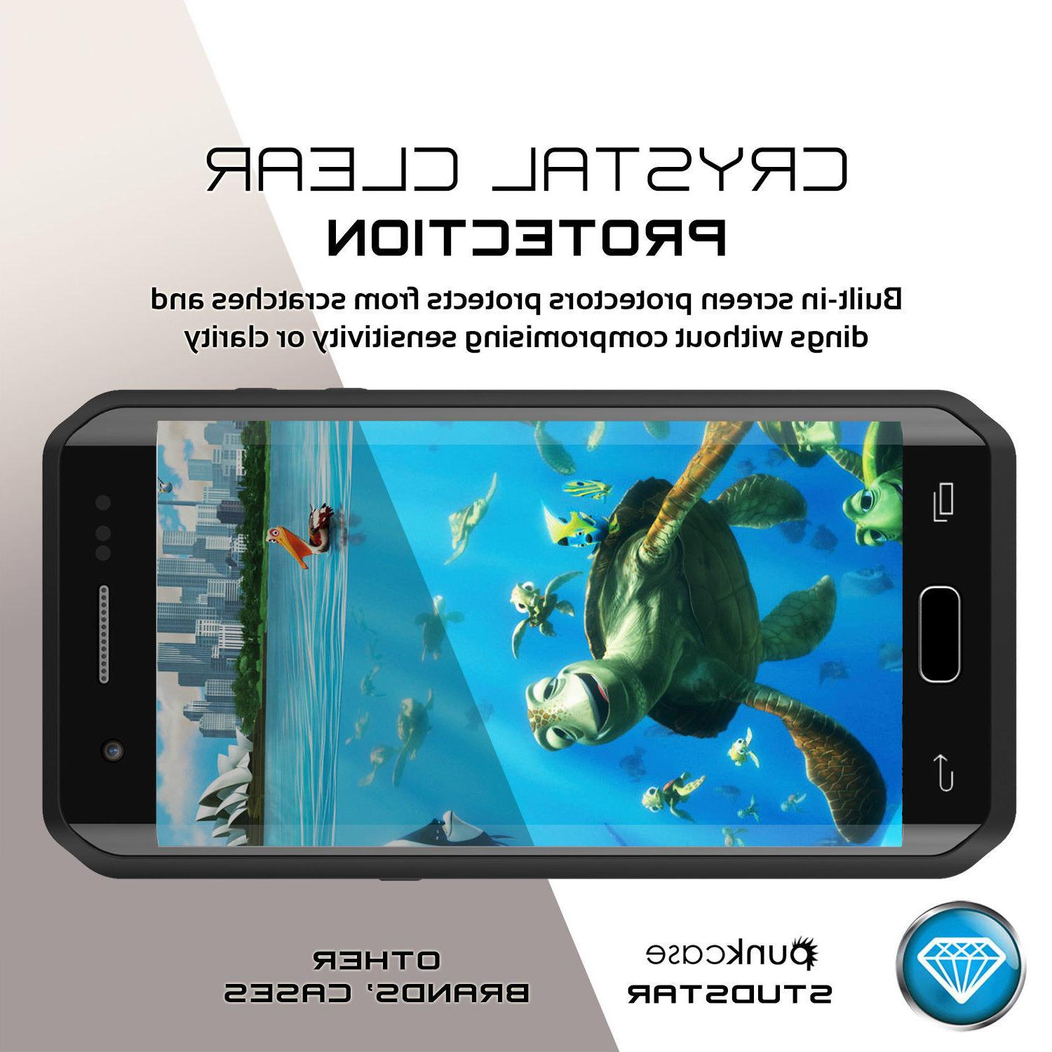 For Galaxy S7 Waterproof Protective Shockproof