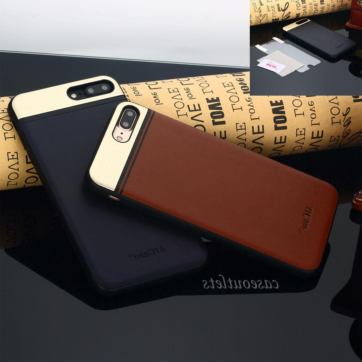 Genuine AICase Luxury Slim Leather Shockproof PC Case Cover