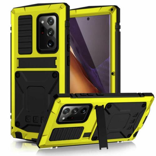 hybrid Waterproof Case For Samsung Galaxy Note 20 Ultra 5G +