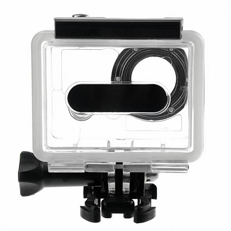 For Gopro HD 1 Camera Housing Case Transparent Waterproof