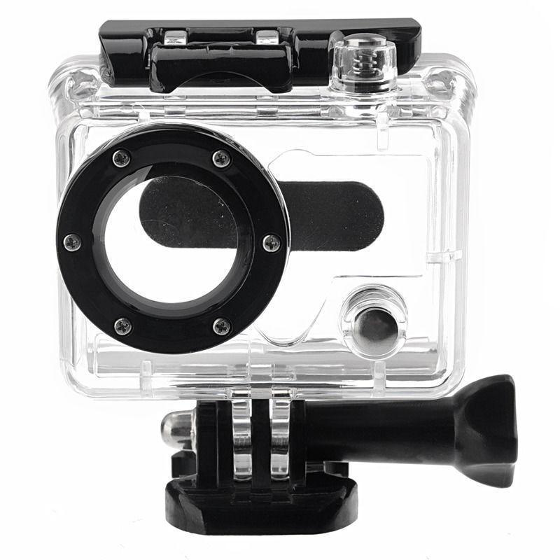 For HD Housing Case Transparent Waterproof