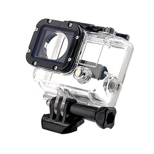 3 Protective Waterproof Housing Case Shell Mount for 3 Action Camera Accessories