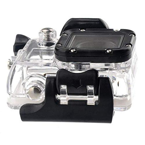 DuDuDu GoPro 3 Protective Box Waterproof Housing Mount for Go 3 Action
