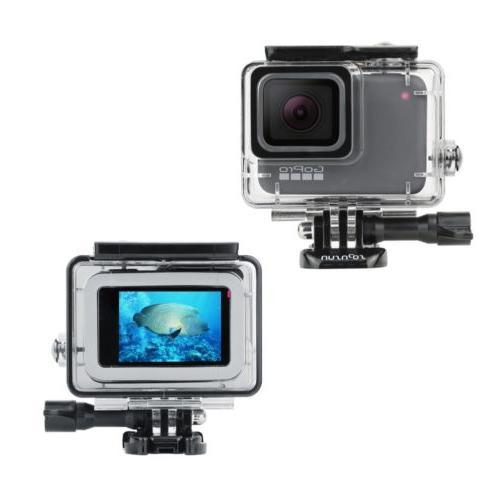 For GoPro / White 147ft Underwater