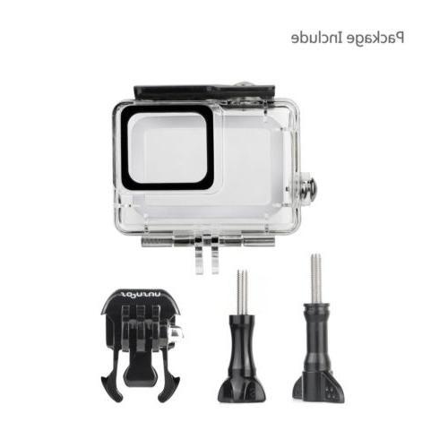 For GoPro / White Underwater Waterproof