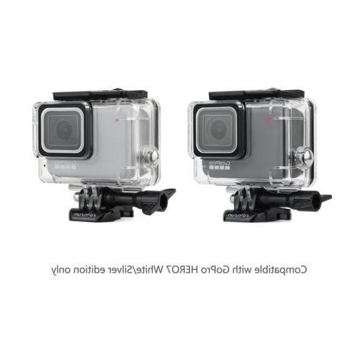 For GoPro Silver / 147ft Underwater Waterproof Housing Case