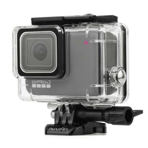 gopro hero7 silver white 147ft clear