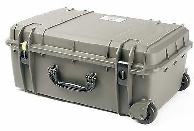 gun metal grey se920 case no foam