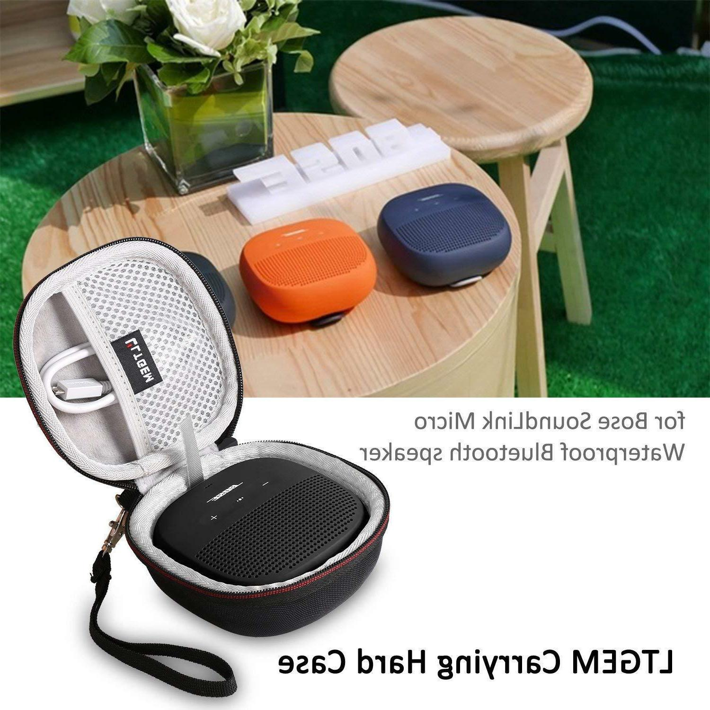 52a64e57a34e LTGEM EVA Case for Bose-SoundLink Micro ...