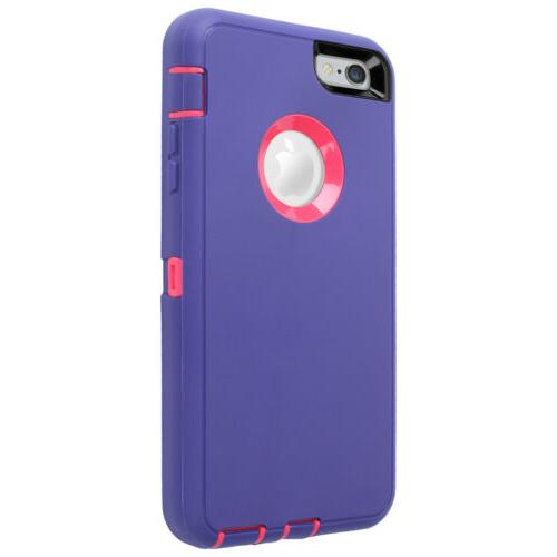 Heavy Waterproof Armor Full Cover For iPhone 6