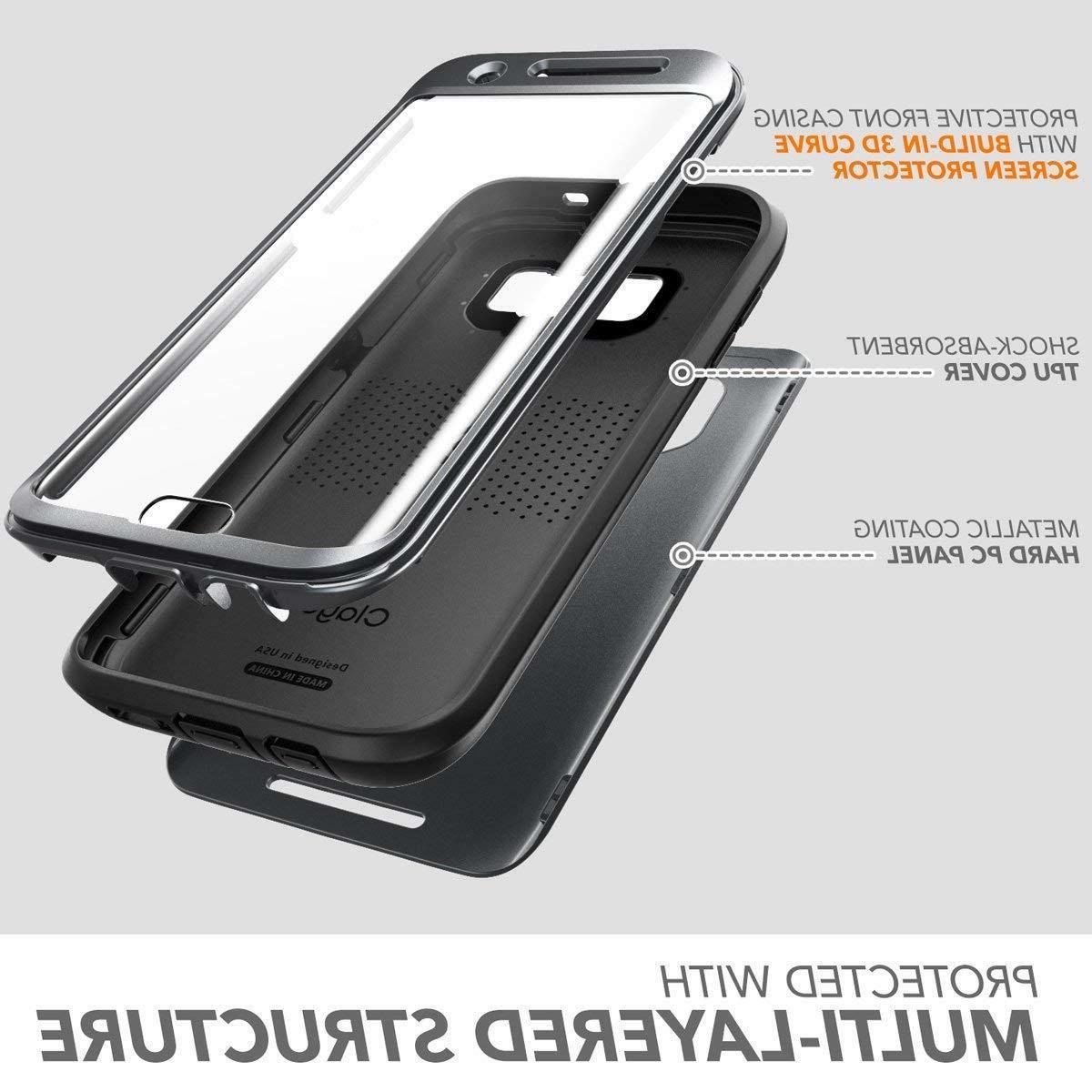 For Samsung Edge Series Full-Body Cover Screen
