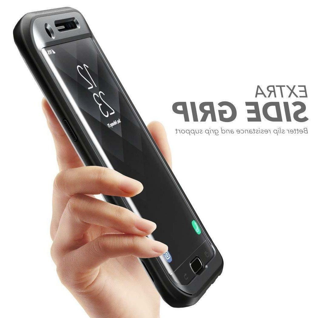 For Samsung Edge Case, Clayco Series Screen