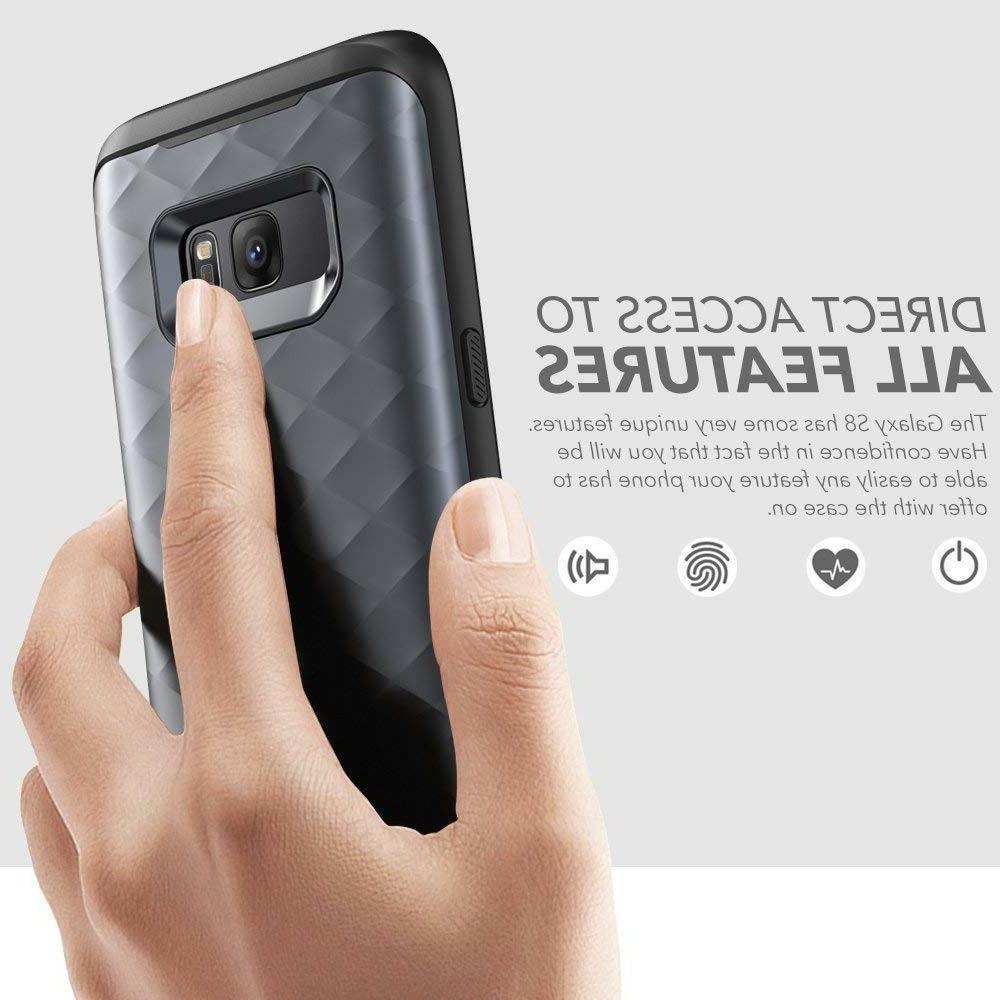 For Samsung S7 Edge Hera Series Full-Body Cover with Screen
