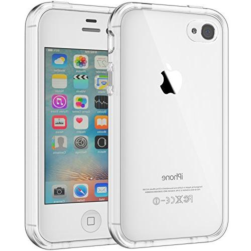 new style 128ba 5f987 JETech Case for Apple iPhone 4 and iPhone