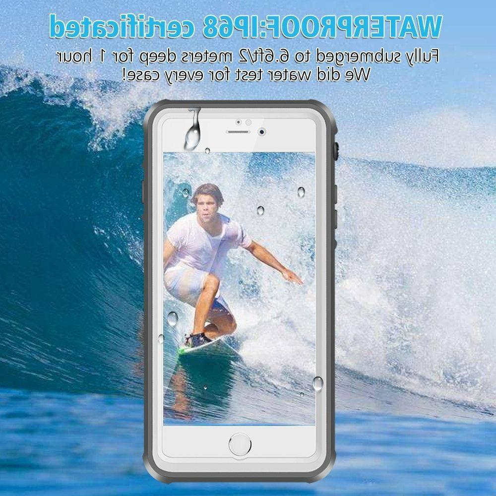 iPhone 6/6S Case, Eonfine Clear Protective Case