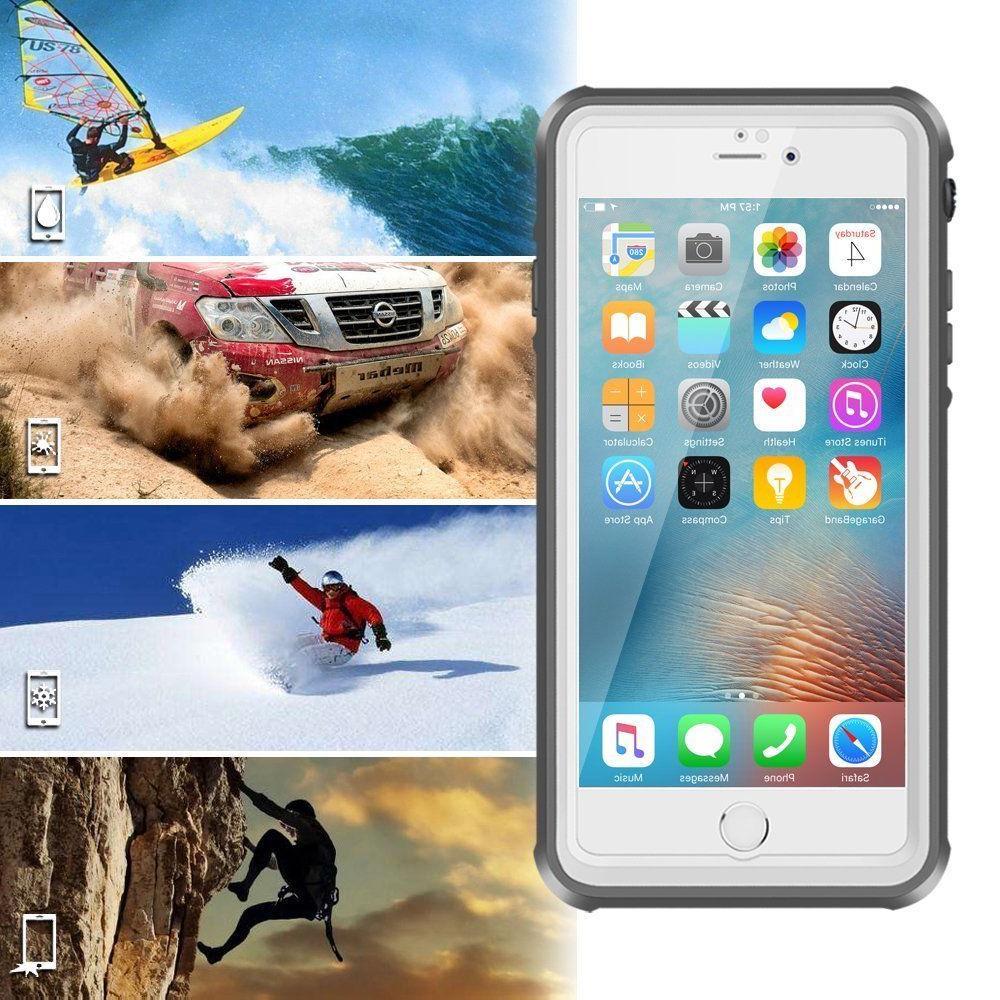 iPhone Waterproof Case, Eonfine 6/6s Protective Case