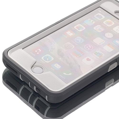 iPhone Case, 6S AICase 3 Shockproof Apple iPhone