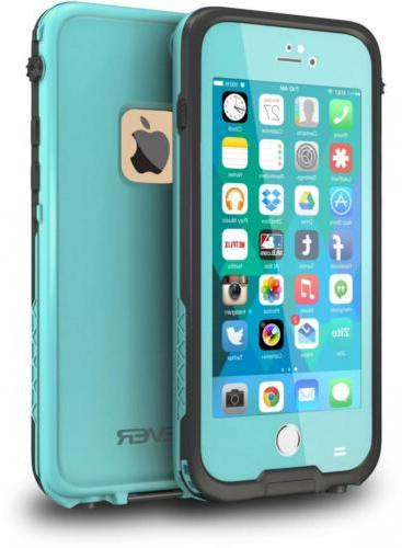 quality design 0d418 10b83 CellEver iPhone 6 Plus / 6s Case Waterproof Shockproof IP68 Certified...