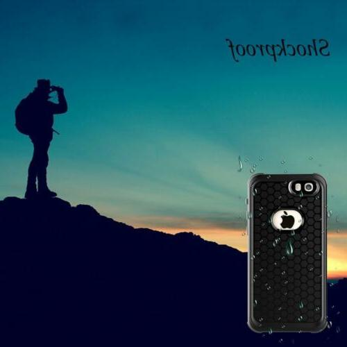 iPhone 6 Case, AICase Dual-use Shockproof Dustproof...