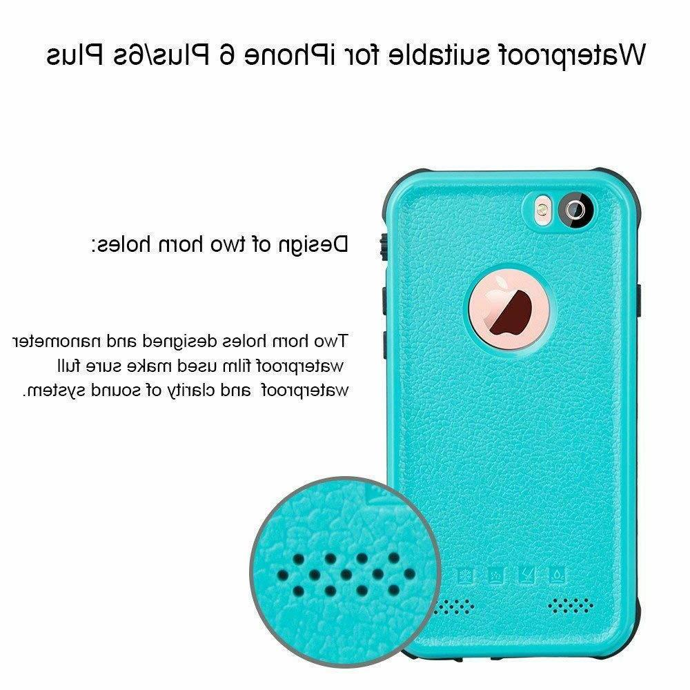 For iphone 6s / 6s Case Waterproof Heavy Protector