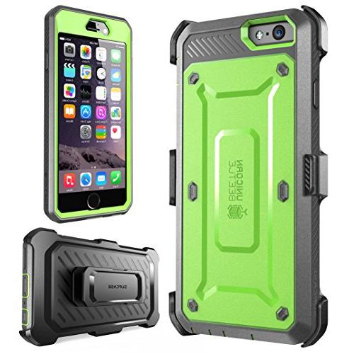 iPhone 6s SUPCASE Belt Clip Apple Case w/Built-in