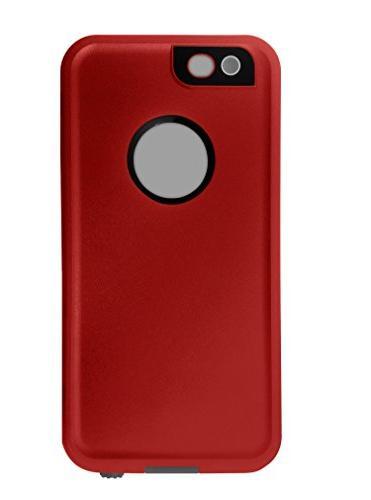HESGI iPhone Waterproof Case, Shockproof Proof Proof Body Protective Case Cover iPhone iPhone 6 PLUS 5.5