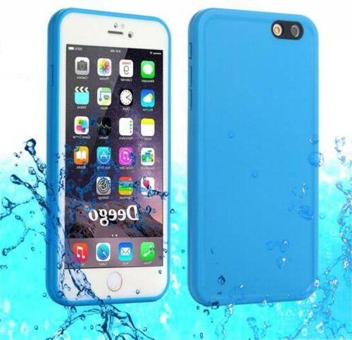iphone 6s waterproof case tpu ultra slim