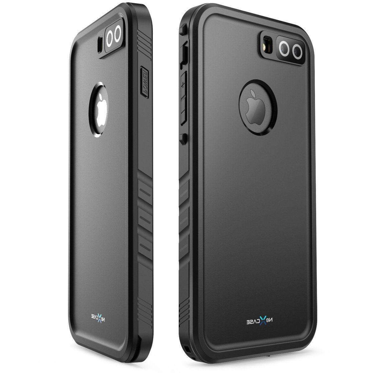 iPhone 7 / 7 + PLUS Case: NexCase Waterproof Full Cover Inte