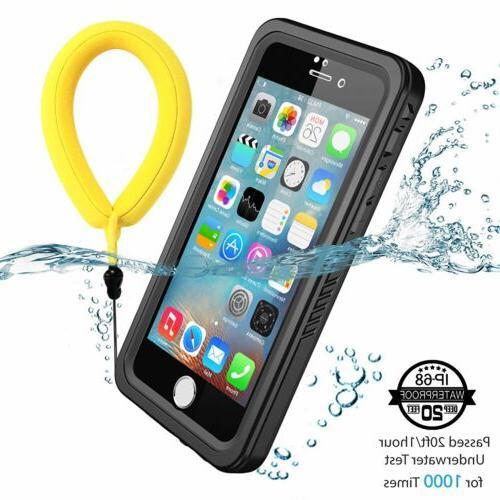 For Apple iPhone 8 7 Temdan Waterproof Case Cover Underwater