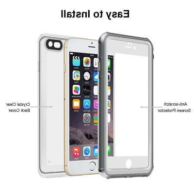 EONFINE Case, iPhone 7/8 Protective Case IP68 With T