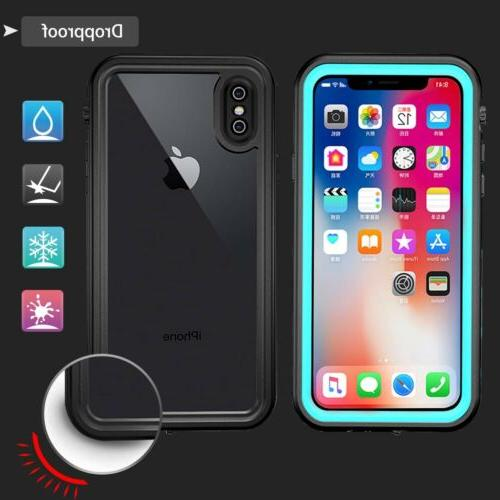 reputable site a0d54 8820d For Apple iPhone 8 Waterproof Shock Dirt...