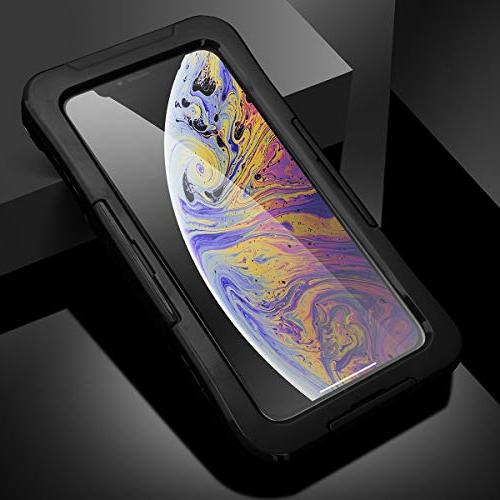 iPhone Xs Case, AICase Outdoor Underwater Protective Body Shockproof Dustproof for iPhone