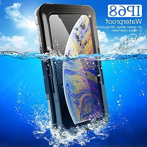 iPhone Case, IP68 Outdoor Underwater Body Dustproof Dirtyproof for