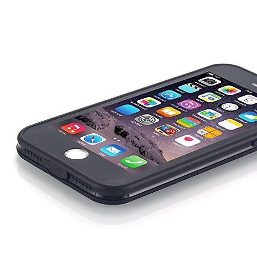 iPhone Super Thin Light Full-Sealed IPX-6 Dust/Snow Proof Cover for