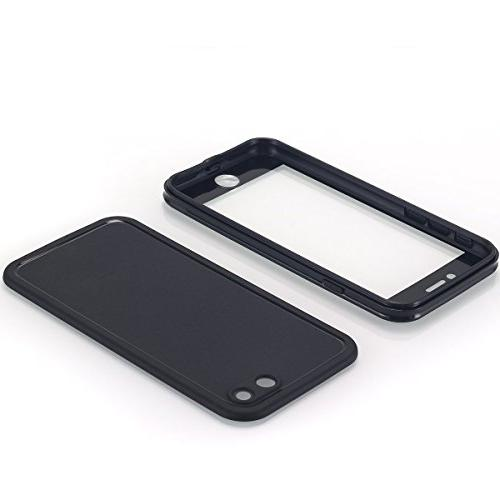iPhone Super Thin Full-Sealed Dust/Snow Case Cover for