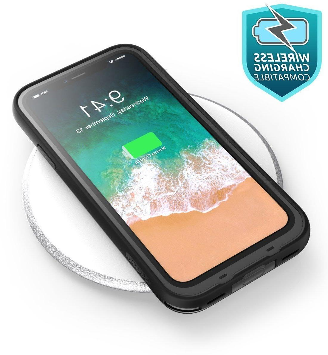 iPhone / Case i-Blason Aegis Full-body 10 2017