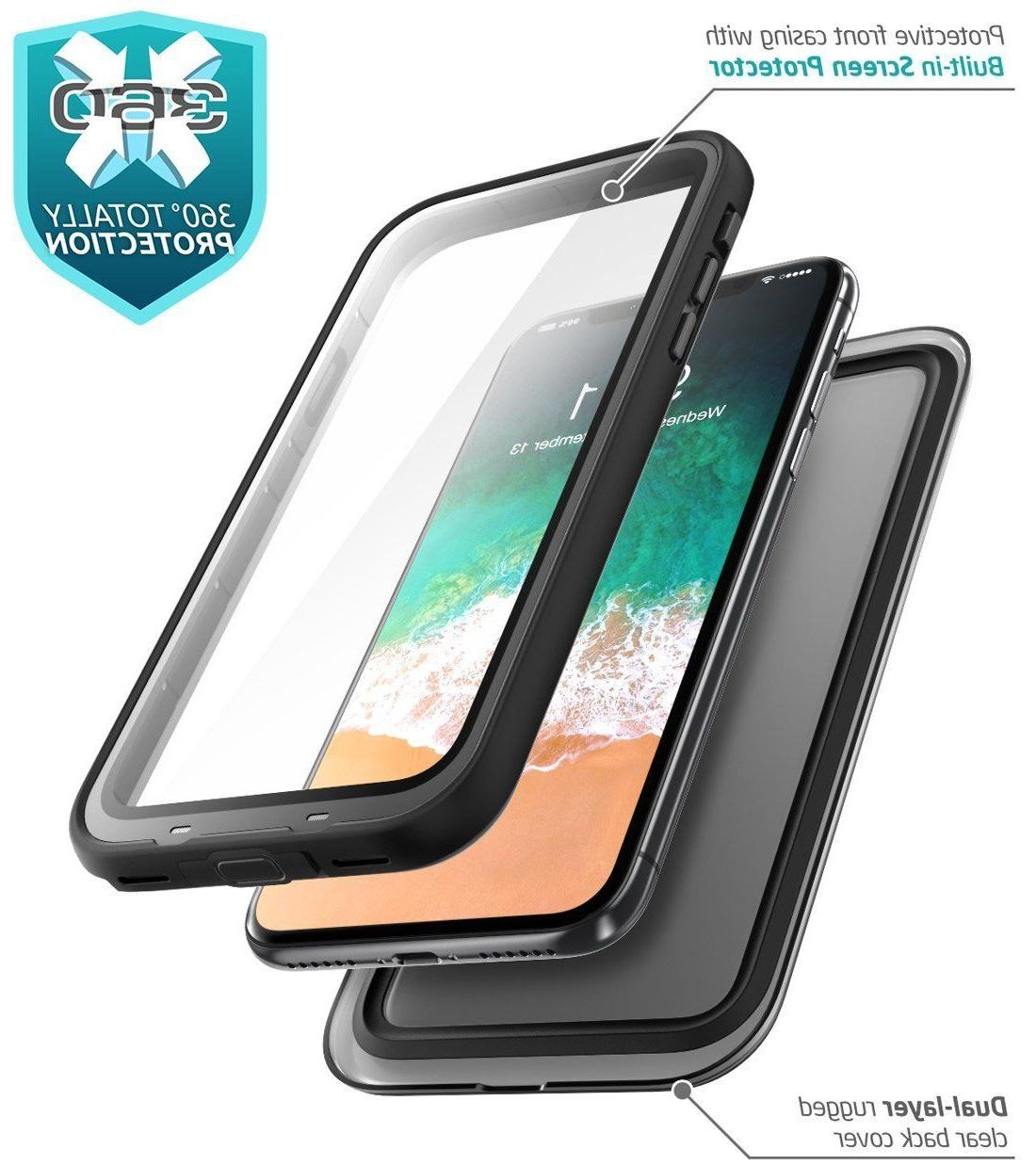 iPhone X XS Waterproof Case Full-body iPhone 10