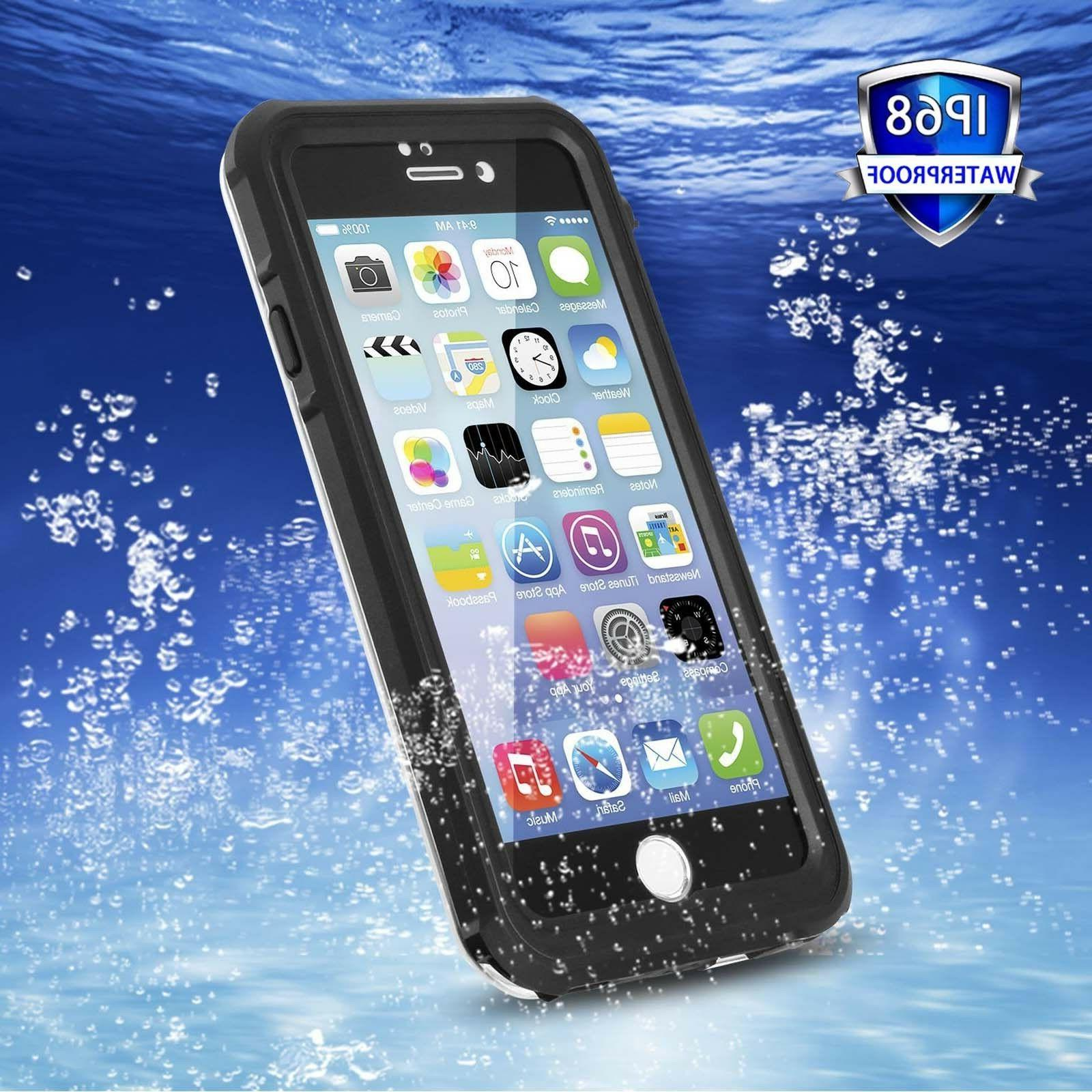 Dustproof Underwater Diving Waterproof Cover case For iPhone