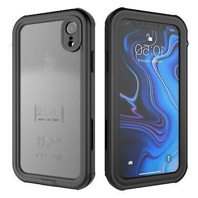 iphone xs waterproof case shockproof snowproof dustproof