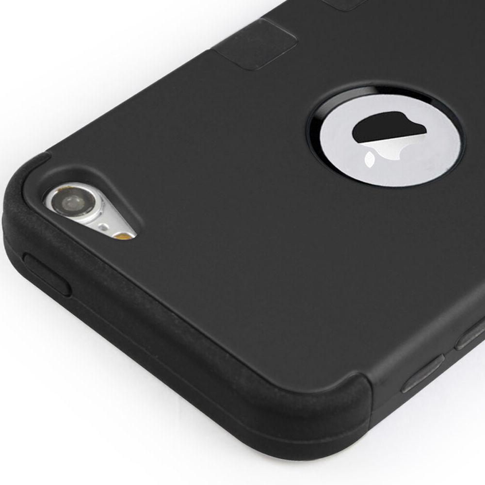 Shock proof Hybrd Impact Case Cover for Apple iPod Touch 6 5