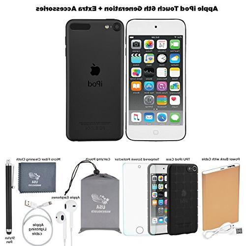 Apple iPod Touch 16GB Space Grey 6th Generation Extra Access