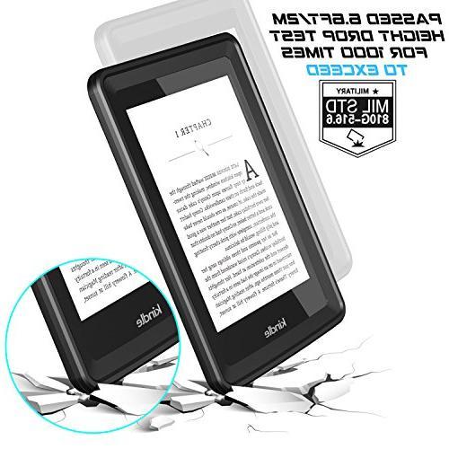 Temdan Kindle Paperwhite Waterproof Case Rugged Sleek