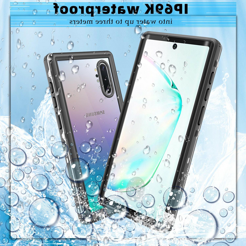 Life Waterproof Samsung Plus in Screen Protector
